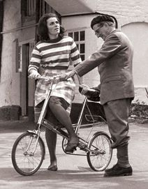 Moulton bicycles since the 60's