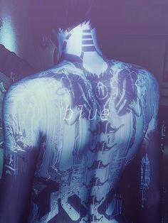 Cyberpunk Tattoo, Futuristic Look, Future Girl, More Cortana cause she's just awesome
