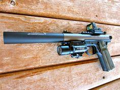 Pac-lite 22/45 handgun