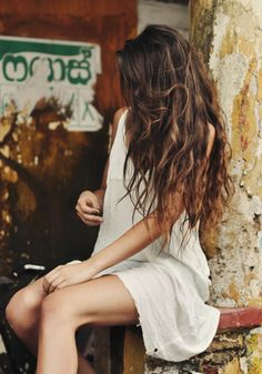 Beautiful hair... Inspiration (I will get back there)!