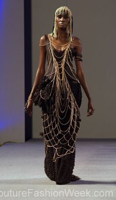 LaureLuxe by Laurel DeWitt Couture Fashion Week New York ,Spring Collection 2013