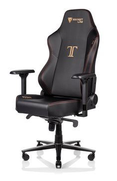 Sit incredibly easily with the Secretlab TITAN—the large, spacious gaming chair with an integrated lumbar support. Upgrade your sitting experience now. Best Computer Chairs, Top Computer, Gaming Chair, Gaming Setup, Gaming Computer, Best Ergonomic Office Chair, Best Office Chair, Office Chairs, Large Chair