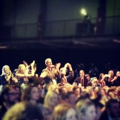 Check out this great crowd we've got here at the #Sundance Closing Awards Night!