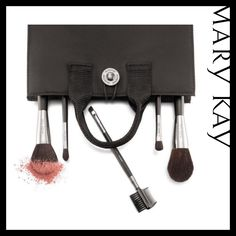 Want professional results?  Invest in a good quality set of brushes. #MakeupMonday #MaryKay