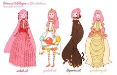 Princess Bubblegum outfit