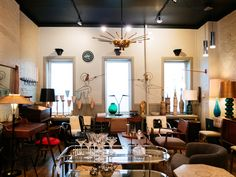 cityFoundry | Brooklyn Vintage Antique Store Specializing in 20th Century Design Industrial and Mid Century Modern Sales, Rentals and Custom Design