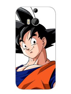 Goku - The Anime Hero - Big - Designer Mobile Phone Case Cover for HTC One M8