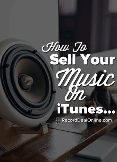 Don't have a record deal? In this video tutorial, I show you how to sell your music on iTunes, Deezer, Spotify, Tidal