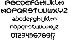 Cuecafont #fonts #typography #webdesign