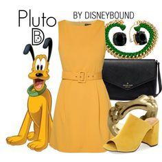 Disney Bound - Pluto
