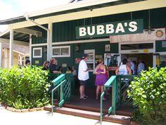 Gotta eat here in June. Bubba Burger Poipu Kauai Hawaii. @Michelle Carson Smith