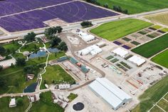 Young Living farm in Mona, Utah- part of Grand Convention when in Salt Lake City. Young Living Farms, Farm Entrance, Young Living Lavender, World Leaders, Young Living Essential Oils, Salt Lake City, Landscape Design, Utah, Las Vegas