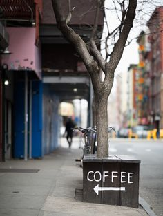 coffee in the lower east side / joseph o. holmes.