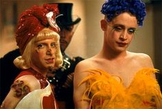 Party Monster. Addicted to being fabulous.