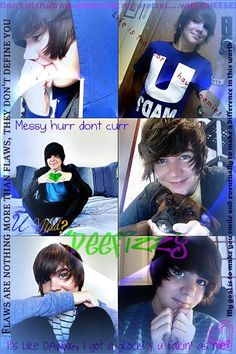 Damon Fizzy is perfection <3