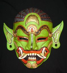 Balinese Masks - Google Search