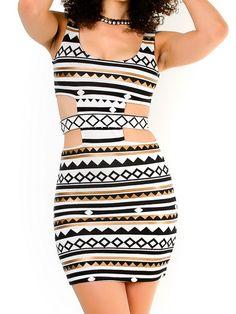 Minkpink Gap Year Mini Dress $75.00 ShopDSR, What do you Desire?