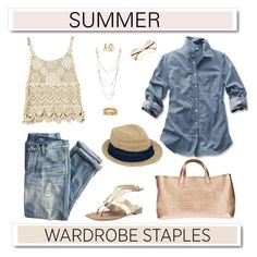 """""""Summer Time"""" by sherry7411 ❤ liked on Polyvore"""