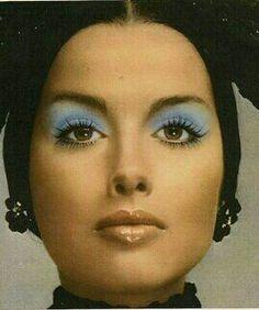 Jaren 60,70 make-up