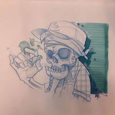 Graffiti Drawing, Graffiti Lettering, Graffiti Art, Graffiti Tattoo, Cholo Art, Chicano Art, Tattoo Drawings, Cool Drawings, Tattoo Studio