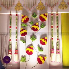 Engagements have become one of the most inevitable parts of every other wedding in Soun India these days. While there are people who do it under a simple setting, there are those who would love to take the extra mile in making the event extravagant in every way possible. Here are a few decor ideas, crafted and executed by Utsav's, who have been dedicating their creativity and burning out there brain's juices in making your engagem...