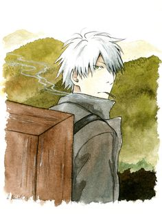 Ginko by morningcoffee (http://mornings-with-coffee.tumblr.com/)