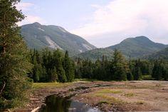 Vue mont Colden, Adirondacks, juillet 2014 Mountains, Usa, Nature, Travel, Upstate New York, Naturaleza, Viajes, Trips, Off Grid