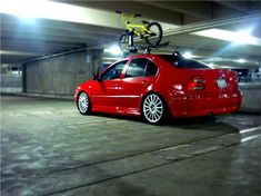 Classic Car News Pics And Videos From Around The World Volkswagen Jetta, Vw Mk4, Jdm, Vw Racing, Vw Cars, Car In The World, Roof Rack, Car Pictures, Custom Cars