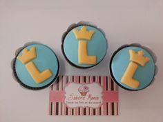 Mini Cupcake 2D - Pequeno Príncipe