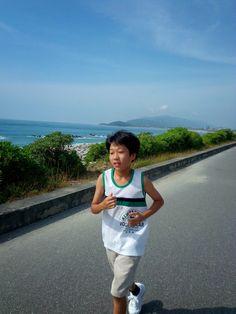 舊愛花蓮-親子教育生態慢遊: 2014 暑假慢跑&體適能訓練+暑期作業