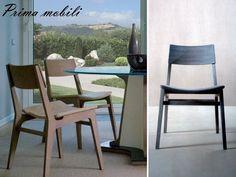 Деревянный стул 2622, 2623 Ferri Mobili - купить в Москве в компании Прима Мобили