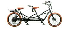 Come rent a Pedego electric tandem the next time you visit Lake Chelan. www.chelanelectricbikes.com