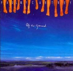 Paul McCartney - Off The Ground, Black