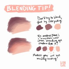 liongirlart: A tip for mixing while painting Draw this shit!liongirlart: A tip for mixing while painting Draw this shit!liongirlart: A tip for mixing while painting Draw this shit! liongirlart: A tip for mixing while painting Draw this shit! Digital Painting Tutorials, Digital Art Tutorial, Painting Tips, Art Tutorials, Digital Paintings, Drawing Tutorials, Painting Art, Portrait Drawing Tutorial, Drawing Hair Tutorial