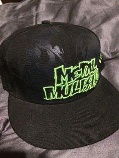 860ccae1c26 Extra Off Coupon So Cheap Mens Metal Mulisha (Black) Cloak Hat
