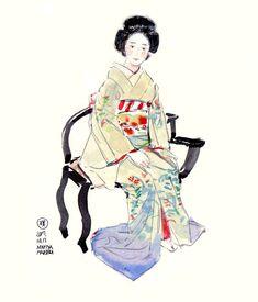 Virtual Memory, Minor Character, Makita, Japanese Art, Disney Characters, Fictional Characters, Cartoons, Asian, Culture