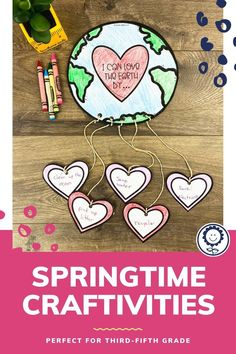 You will receive 87 pages of spring craftivity and writing templates. There are multiple craftivities and writing prompts included. Each writing prompt comes with two different line sizes to meet your classroom needs. Perfect for kindergarten, 1st, 2nd, 3rd, 4th, and 5th grade! #springtime #spring #craftivities Different Lines, Spring Activities, Fifth Grade, Kindergarten Classroom, 5th Grades, Writing Activities, Writing Prompts, Spring Time, Meet