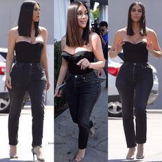 "Kim Kardashian 10.6 m Gostos, 234 Comentários - STYLE ICON. (@kimklookbook) no Instagram: ""YALL IM FUCKING SCREAMINGGGGGGG!!! SHE LOOKS GOOD AF """