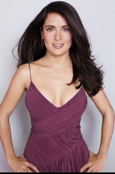 Salma hayak boobs naked