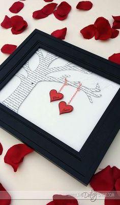 DIY Valentines Day Gift Ideas - A Little Craft In Your DayA Little Craft In Your Day