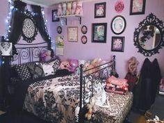 Goth room