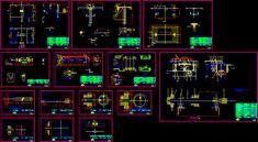 Planos de Sierra circular para carpinteria, en Maquinaria -