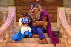 Disney's Beauty and the Beast live on stage at Hollywood Studios