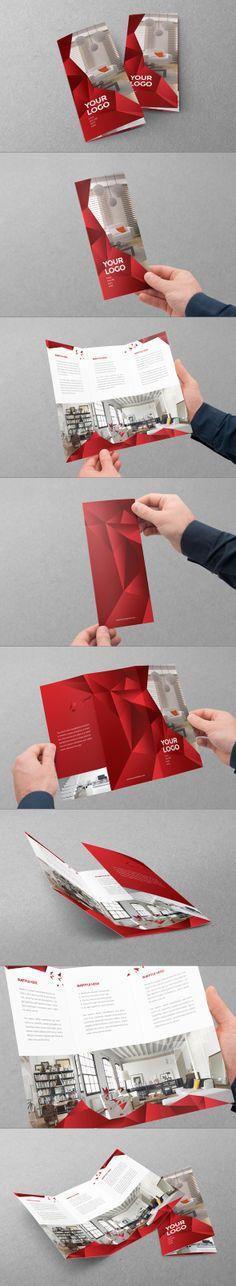 Interior Design Trifold. Download here: http://graphicriver.net/item/interior-design-trifold/6993042?ref=abradesign #design #trifold #brochure