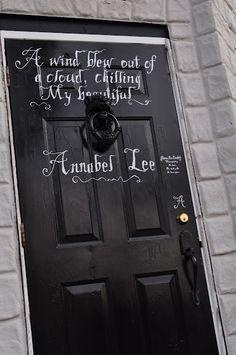 Annabel Lee Tavern, Baltimore . . .named after Edgar Allan Poe's last poem - Annabel Lee