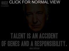 Alan Rickman quote #5