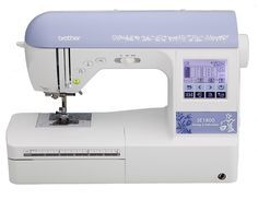Brother SE1800 Sewing and Embroidery Machine – Intermediate to Expert User  www.bestsewingmachinereviewspot.com