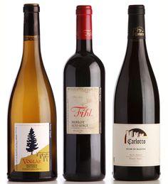Das WeihnachtsWeinPaket von Wein aus Südtirol