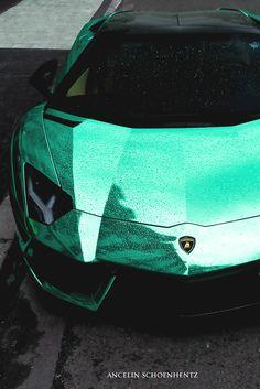 "motivationsforlife: ""Lamborghini Aventador LP700-4 Roadster by AS Automobiles // Edited by MFL"""