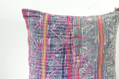 Your place to buy and sell all things handmade Pink Pillow Cases, Pillow Covers, Boho Pillows, Throw Pillows, Hand Weaving, Patches, Textiles, Traditional, Pillow Talk